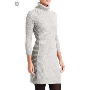 Athleta Spotlight Fine Merino Sweater Dress XXS